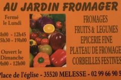 fromager Melesse