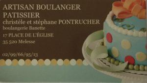 Boulangerie Melesse Pontrucher