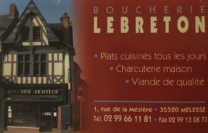 Lebreton boucherie