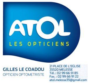 Logo Atol avec nom
